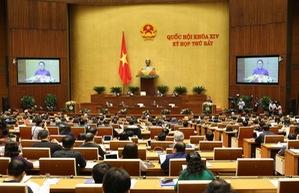 Kỳ họp thứ 7, Quốc hội khóa XIV