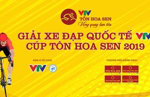 Xe đạp VTV Cúp Tôn Hoa Sen 2019