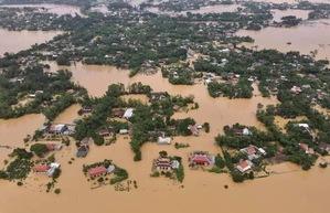 Lũ lụt ở miền Trung