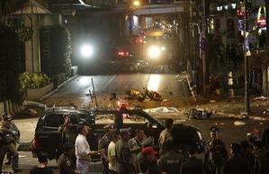 Nổ bom ở Bangkok