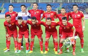 Đội tuyển bóng đá quốc gia Việt Nam