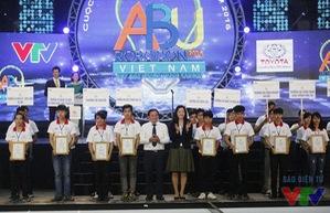 Robocon Việt Nam 2016