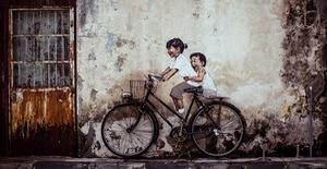 """Có một Penang gây """"thương nhớ"""" với những góc phố nghệ thuật"""