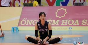"""VTV Cup Tôn Hoa Sen 2017: Những bóng hồng """"vạn người mê"""" trên sân đấu VTV Cup"""