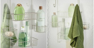 Những vật dụng giúp tiết kiệm không gian trong phòng tắm nhỏ