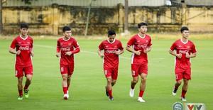 ẢNH: ĐTQG Việt Nam tiếp tục rèn quân cho AFF Cup 2018