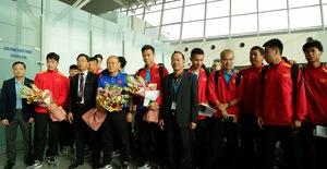 ĐT Việt Nam lên đường dự Asian Cup 2019
