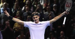 Khoảnh khắc trở lại ngôi vương của Roger Federer