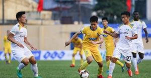 ẢNH: FLC Thanh Hóa giành trọn 3 điểm trước SLNA