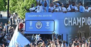 Man City và những CLB chạm mốc 100 điểm/mùa tại châu Âu