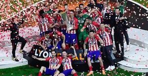 Những hình ảnh đáng nhớ trong trận chung kết UEFA Europa League 2017/18