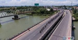 ẢNH: Những khoảnh khắc ấn tượng chặng 9 Giải xe đạp quốc tế VTV Cúp Tôn Hoa Sen 2018