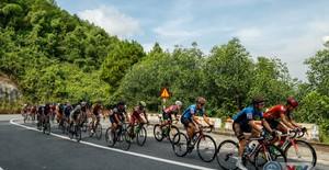 ẢNH: Những khoảnh khắc ấn tượng chặng 7 Giải xe đạp quốc tế VTV Cup Tôn Hoa Sen 2018