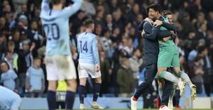Tottenham loại Man City khỏi Champions League: Những khoảnh khắc ấn tượng tại Etihad