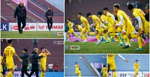 ĐT Việt Nam sẵn sàng đội hình mạnh nhất để đấu U22 Việt Nam