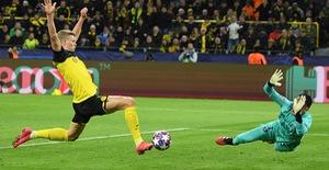 ẢNH: Erling Haaland lập cú đúp giúp Dortmund đánh bại Neymar và PSG