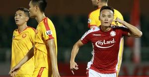 ẢNH: CLB TP Hồ Chí Minh có chiến thắng thứ 2 liên tiếp tại V.League 2020