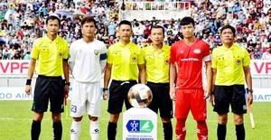 ẢNH: CLB Viettel vượt qua CLB An Giang vào tứ kết Cúp Quốc gia 2020