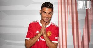 Chùm ảnh: Cristiano Ronaldo trở lại sân Old Trafford
