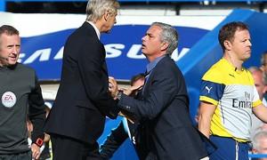 Mourinho nói gì khi đồng nghiệp