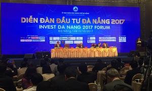 Diễn đàn Đầu tư Đà Nẵng - Bước chuyển mình của đầu tàu miền Trung