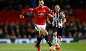 Man Utd 4-1 Newcastle: Sự trở lại của những