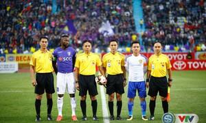 Trọng tài bắt chính trận CLB Hà Nội 1-0 CLB Quảng Nam bị bắt tại Thái Lan