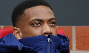 SỐC: Martial nằng nặc đòi rời Man Utd