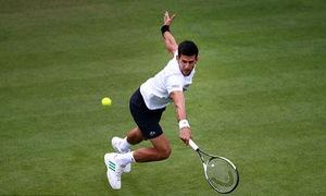 Wimbledon 2017: Djokovic được giải thoát vì không phải là hạt giống số 1
