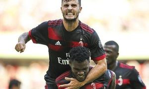 AC Milan thắng ấn tượng Bayern Munich