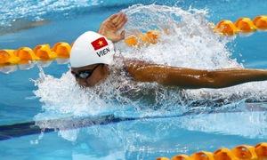 Môn bơi Đại hội Thể thao toàn quốc 2018, ngày 2/12: Nguyễn Thị Ánh Viên giành thêm 2 HCV