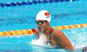 Bơi Việt Nam năm 2018: Trọng tâm là Asiad