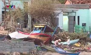 Thủ tướng chỉ đạo tập trung khắc phục hậu quả bão lũ