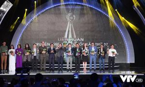 Bế mạc Liên hoan Truyền hình toàn quốc lần thứ 37: 27 giải Vàng và 50 giải Bạc