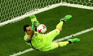 Man City mất thủ thành dự bị tới hết mùa 2018/19