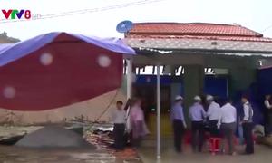 Tìm giải pháp tái định cư bền vững cho vùng sạt lở núi Quảng Nam
