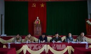 UBND huyện Tuy Đức (Đắk Nông) đối thoại với hơn 50 hộ dân xã Quảng Trực