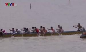 7h30 sáng ngày 2/9, Giải đua thuyền truyền thống tranh cúp VTV8 khởi tranh