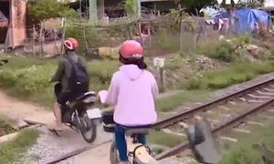 Thiếu giải pháp đảm bảo an toàn các đường ngang qua đường sắt