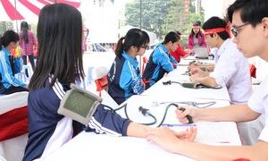 Báo động tình trạng thiếu máu điều trị tại các bệnh viện