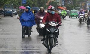 Nền nhiệt tiếp tục giảm thêm ở các tỉnh Bắc miền Trung