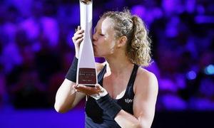 Laura Siegemund vô địch giải quần vợt Stuttgart mở rộng 2017