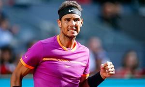 Cincinnati vắng sao, Nadal lại đặt mục tiêu vô địch