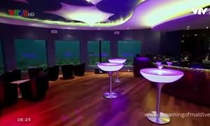 Nhà hàng 5.8 - nhà hàng dưới nước lớn nhất thế giới tại Maldives
