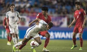 TRỰC TIẾP BÓNG ĐÁ U20 thế giới 2017, lượt trận cuối bảng A: U20 Anh 0-0 U20 Hàn Quốc, U20 Argentina 1-0 U20 Guinea