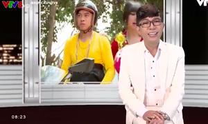 """Ca sĩ Long Nhật - Khách mời show game """"Bộ ba hoàn hảo"""""""