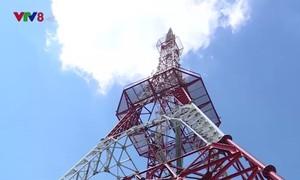 VTV đưa vào hoạt động trạm phát sóng truyền hình số mặt đất ở Gia Lai và Kon Tum