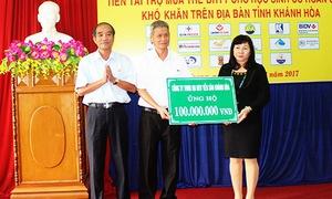 Hỗ trợ mua bảo hiểm y tế cho học sinh khó khăn ở Khánh Hòa