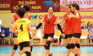 VTV Cup Tôn Hoa Sen 2017: Lê Thanh Thúy và trải nghiệm trong vai trò mới