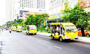 Khánh Hòa không phát triển thêm số lượng xe điện
